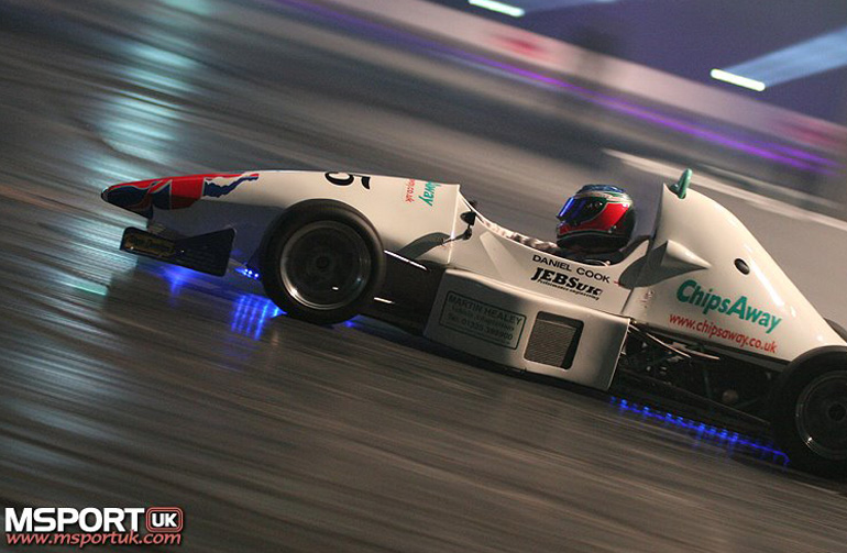 Race a Single Seater